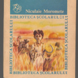 (C7078) MARIN PREDA - NICULAIE MOROMETE - Carte de calatorie