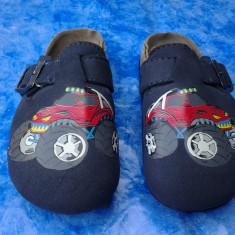 Bioline saboti inchisi copii mar. 28 - Papuci copii, Culoare: Din imagine