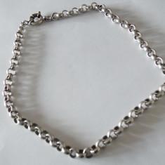Lant argint zale masive - 569 - Lantisor argint