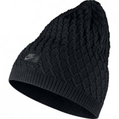 Nike NSW MᄡS CABLE KNIT BEANIE