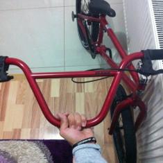 Blank Ammo BMX Bike 2015 - Bicicleta BMX, Numar viteze: 1