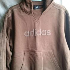 Hanorac Adidas M - Hanorac barbati Adidas, Marime: M, Culoare: Maro