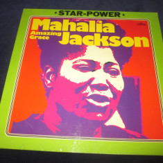 Mahalia Jackson – Amazing Grace _ vinyl (LP, album) Germania - Muzica Religioasa Altele, VINIL