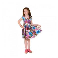 Rochita Summer fetite 4 ani (104 cm) Elfbebe, Multicolor