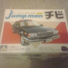Chevrolet Malibu - AOSHIMA Jump man No 6 MODEL KIT - Macheta auto 1:87