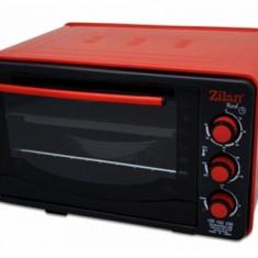 Cuptor electric Zilan ZLN 4900 Red(Resigilat)
