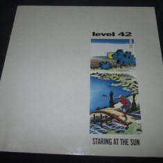 Level 42 - Staring At The Sun _ vinyl, LP, album, UK, 1988 - Muzica Pop Altele, VINIL