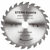 Disc debitare lemn pentru ferastrau circular Stern SBT210/40 - Fierastrau circular