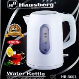 Cana fierbator apa Hausberg HB 3603, 2200 W