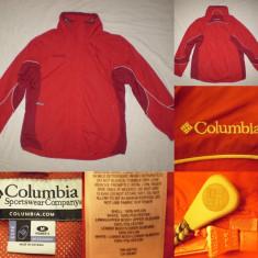 Geaca COLUMBIA (M) dama munte ploaie impermeabila - Geaca dama Columbia, Marime: M, Culoare: Din imagine