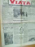 Viata 7 februarie 1942 cutremur Bucuresti Antonescu razboi front Clujana