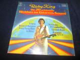 Ricky King – Die 20 Schönsten Welthits Im Gitarrensound _ vinyl,LP,Olanda