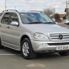 Mercedes ML 270 7 locuri, 2.7 CDI, an 2003, Motorina/Diesel, 120000 km, 2698 cmc, Clasa M
