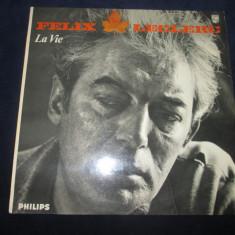 Félix Leclerc – La Vie _ vinyl(LP, album) Franta - Muzica Pop Altele, VINIL