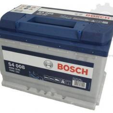 Baterie, acumulator 74 AH Bosch - Baterie auto Bosch, Universal