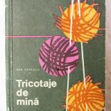 """""""TRICOTAJE DE MINA (MANA)"""", Ana Popescu, 1966"""