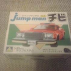 Chevrolet Malibu - AOSHIMA Jump man No 8 MODEL KIT - Macheta auto 1:87