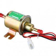 Pompa combustibil In/Out 8mm Benzina Motorina Auto - Moto 12 Volt - Pompa benzina Moto