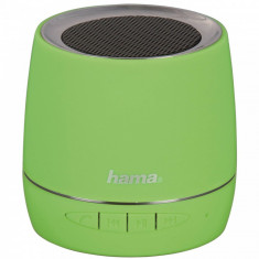 Boxa portabila Hama 124487 Bluetooth green - Boxe PC