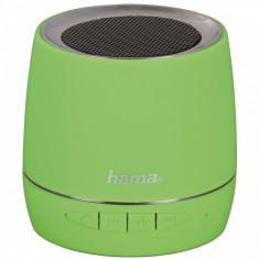 Boxa portabila Hama 124487 Bluetooth green - Boxe PC