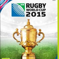Joc consola Ubisoft Rugby World Cup 2015 Xbox 360