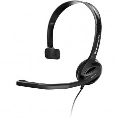 Casti Sennheiser Over-Head Mono PC 21-II Black - Casti PC