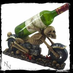 Suport sticle de vin Death Ride - Suport sticla vin