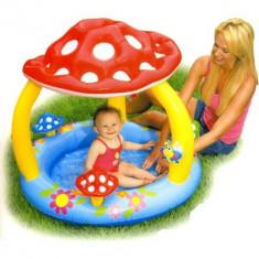 Piscina gonflabila ciupercuta Intex 57407 - Piscina copii