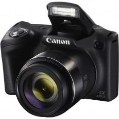 Aparat foto Canon PowerShot SX420 IS 20 Mpx zoom optic 42x WiFi Negru - Aparat Foto compact Canon