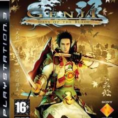 Genji Days Of The Blade Ps3 - Jocuri PS3 Sony, Actiune, 16+