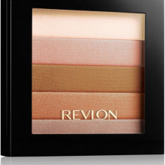 Revlon Highlighting Palette 030 BRONZE GLOW - Blush