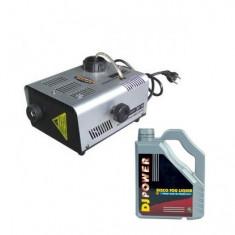 Kit masina de fum Fogger 950W cu lichid