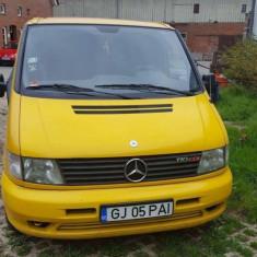 Mercedes Benz VIto (inscris RO, taxa nerecuperata), An Fabricatie: 1999, Motorina/Diesel, 280000 km, 2200 cmc