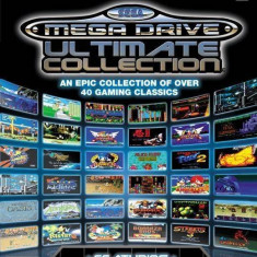 Joc consola Sega Mega Drive Ultimate Collection Classics Xbox 360