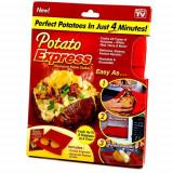 Potato Express - cartofi gata in 4 minute