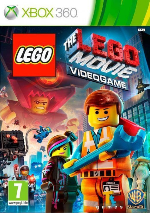 Joc consola Warner Bros Lego Movie Game Classics Xbox 360 foto mare