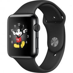 Smartwatch Apple Watch Sport 42mm Space Grey Aluminum Case Black Sport Band