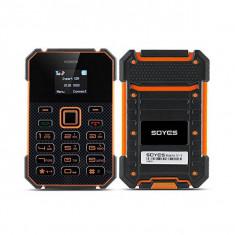 Telefon mobil AIEK Soyes S1 Ultra Slim Orange
