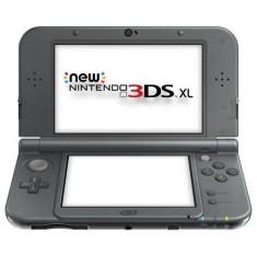 Consola portabila Nintendo New 3DS XL negru metalic - Consola Nintendo