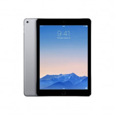 Tableta Apple iPad Air 2 128GB WiFi Space Grey - Tableta iPad Air 2 Apple, Gri