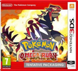 Pokemon Omega Ruby Nintendo 3Ds, Actiune, Toate varstele, Single player