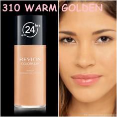 Revlon Colorstay Fond de Ten MIXT / GRAS - 310 WARM GOLDEN