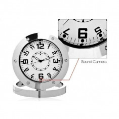 Ceas camera spion HDCLOCK DVR520 - Gadget supraveghere