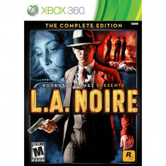 Joc consola Rockstar LA Noire Complete Edition Xbox 360