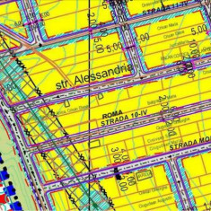 Parcele de 3.4 si 6.85 ari, intravilan Alba Iulia, Strada Roma - Teren de vanzare, Teren intravilan