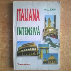 Otilia Borcia – Italiana intensiva