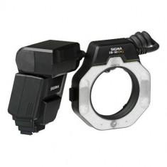 Blitz Sigma EM-140 DG TTL pentru Sony - Blitz circular
