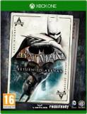 Batman Return To Arkham Xbox One, Actiune, 16+