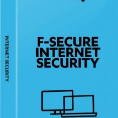 Antivirus F-Secure Internet Security (1year 1PC)