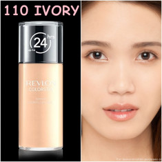 Revlon Colorstay Fond de Ten NORMAL / USCAT - 110 IVORY